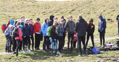 Malham YHJS Open Training Weekend