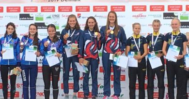 My summer of orienteering – Laura King